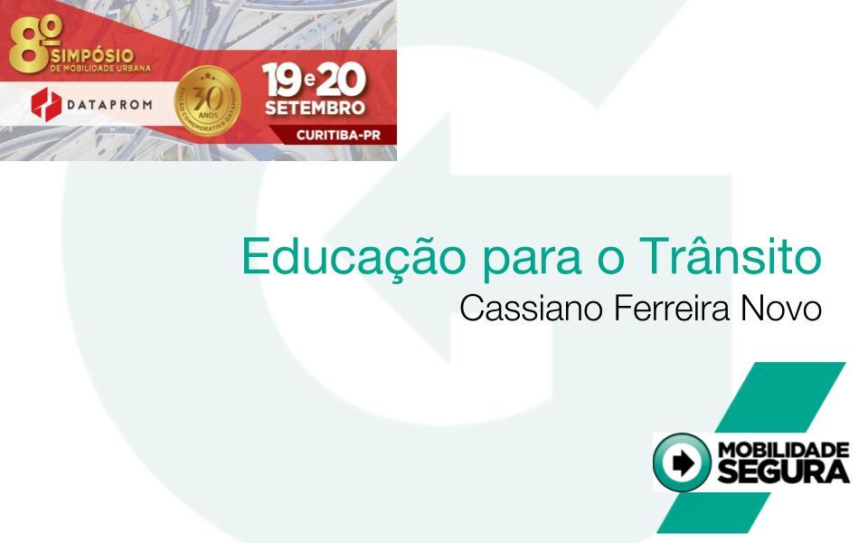 8°simpósio_Palestra_Educação_Cassiano_Novo
